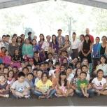 Bonnyrigg Khmer School 2012