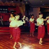 Khmer New Year 1998