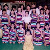 Bonnyrigg Khmer School Dancers